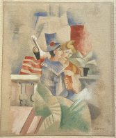 André LHOTE (1885-1962).